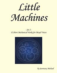 Little Machines - Set 2 Cover