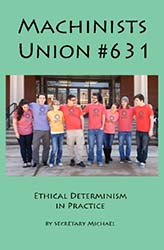 Machinists Union 631 - Cover