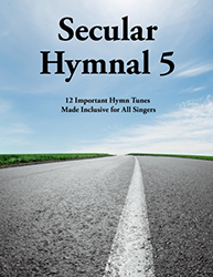 Secular Hymnal 5 - Cover